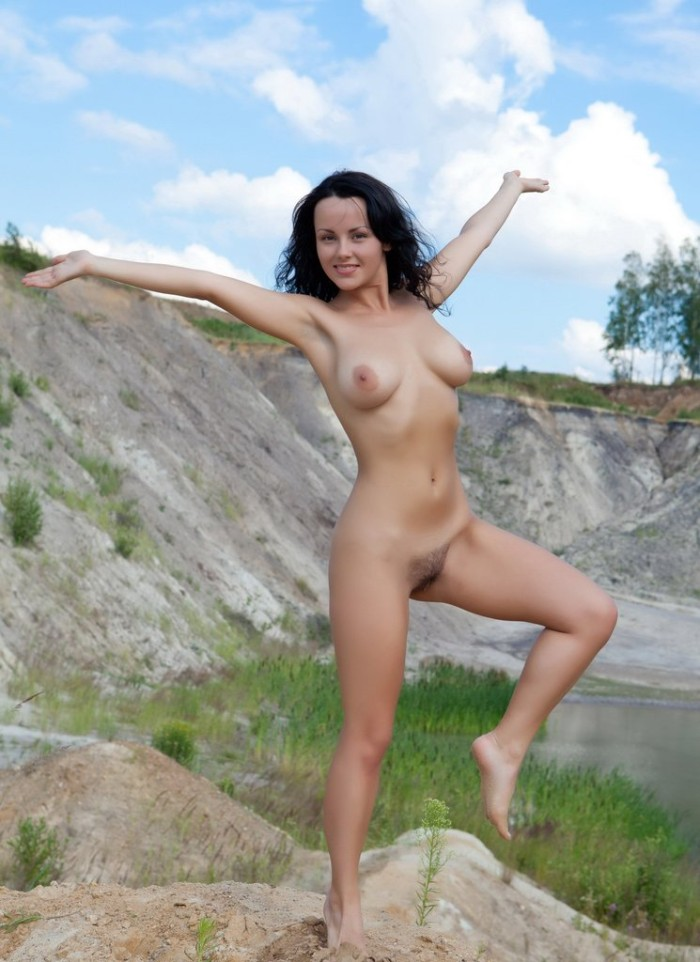 Beautiful russian girl loves anal casting - 1 part 2