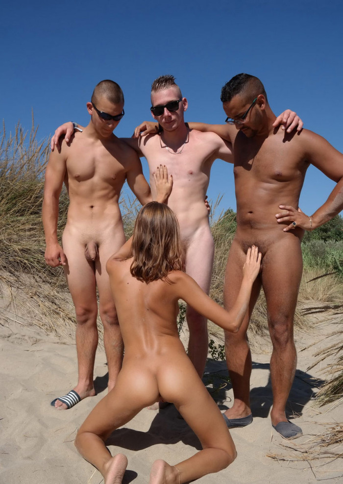 Think, that Beach babes looking for cock