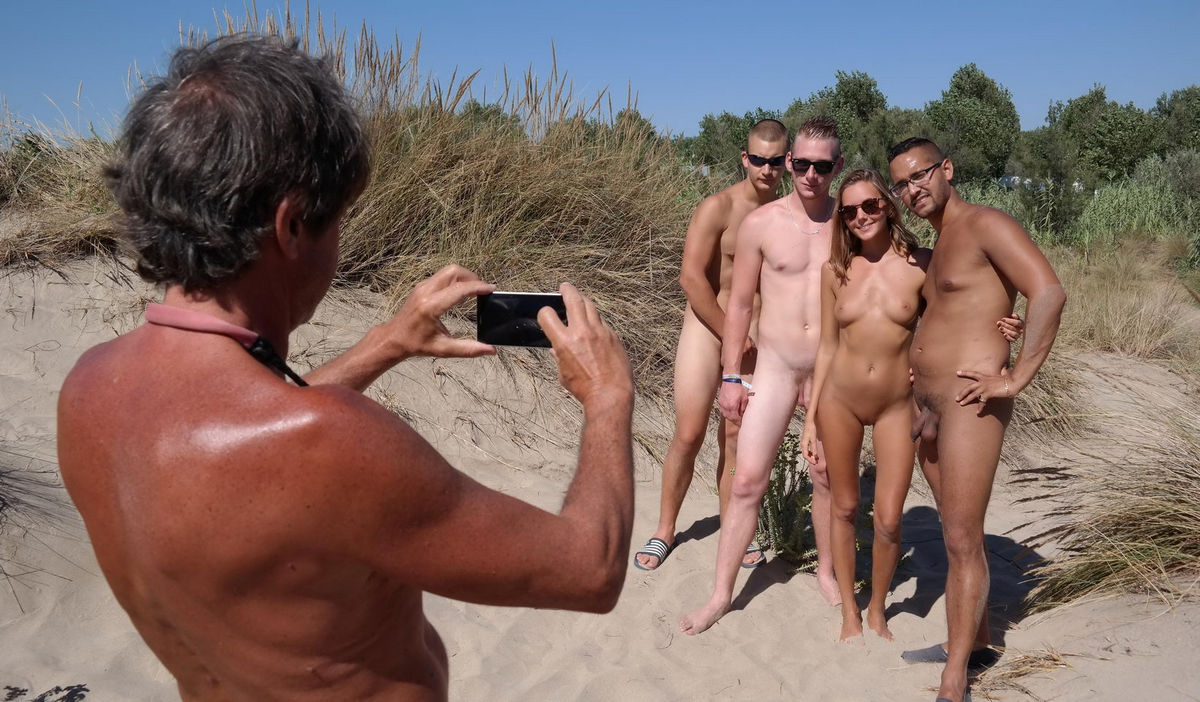 Such Beach blog nudist want