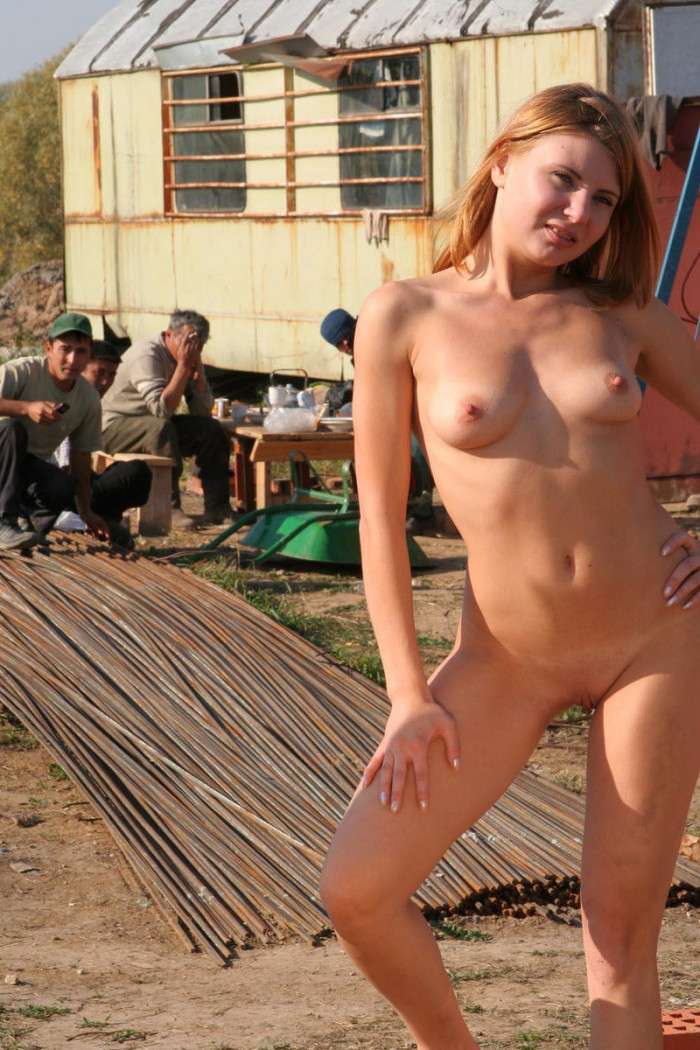 Naked women site