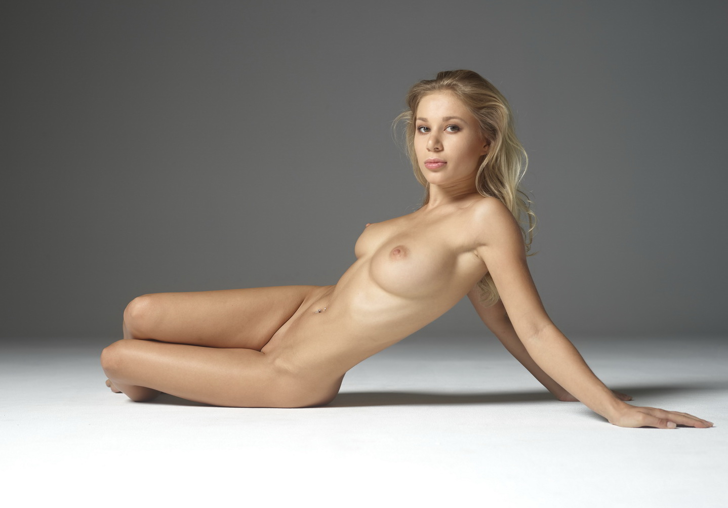 Gorgeous blonde with perfect body