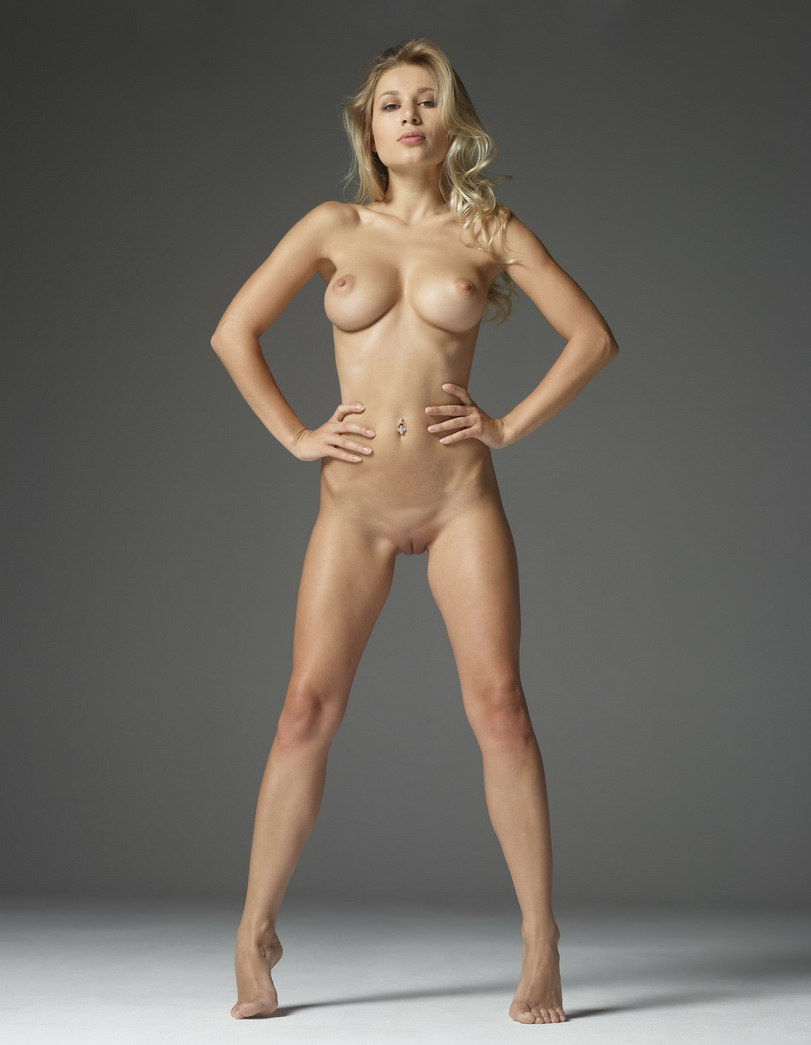 Are gorgeous blonde with perfect body can