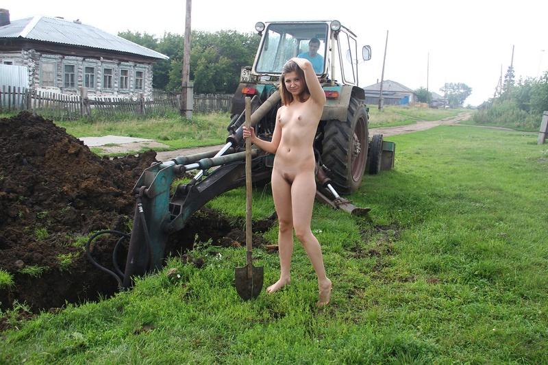 sexy slave russian girl