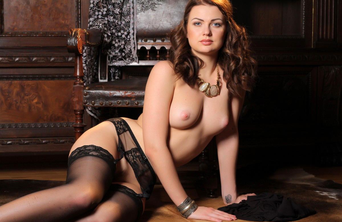 Russian Girl Odara With Big Lips And Hot Body  Russian -8451