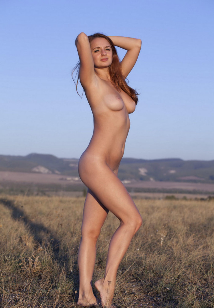 Just Ordinary Russian Girl With Natural Soft Boobs  Russian Sexy Girls-3074