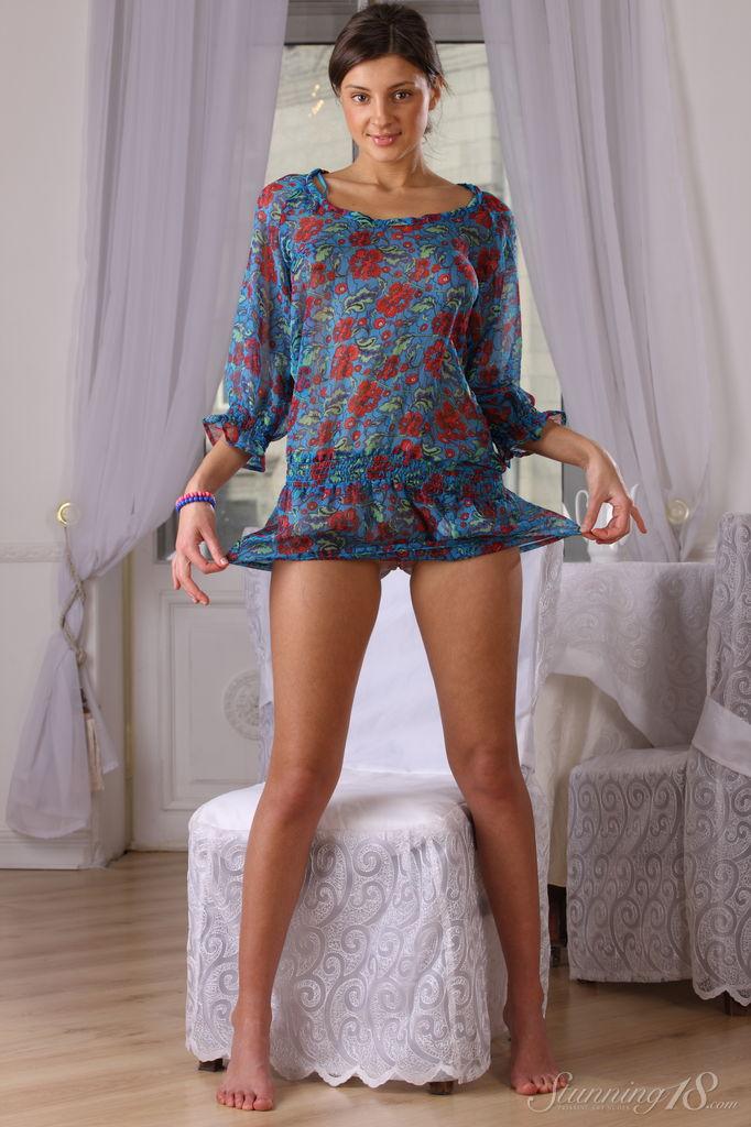 Under Her Dress