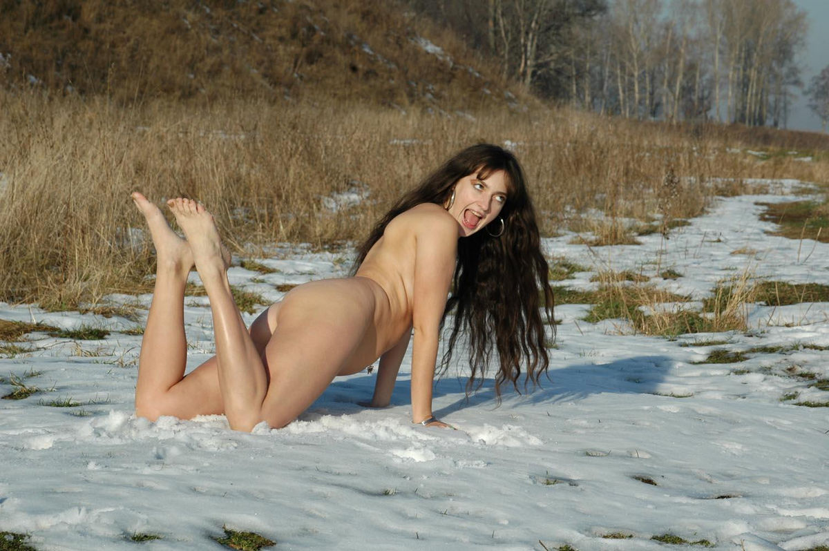 from Arian hot nude girls at the park