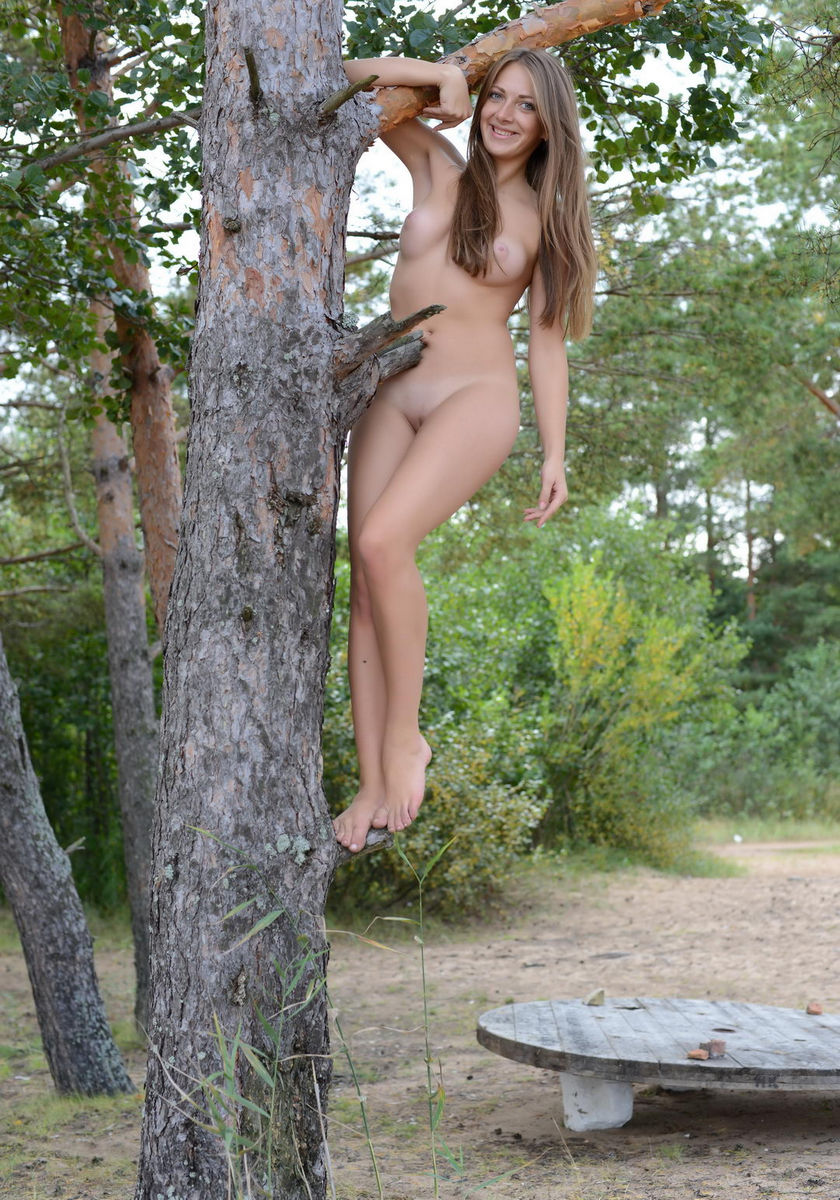 Pussy Trailer Hot Nude Babes In The Woods