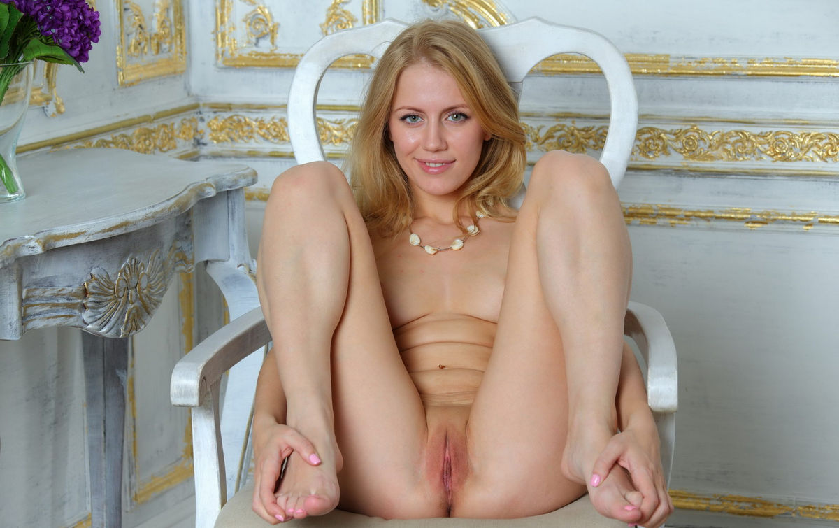 Blonde Tamara F With Very Hard Nipples  Russian Sexy Girls-6273