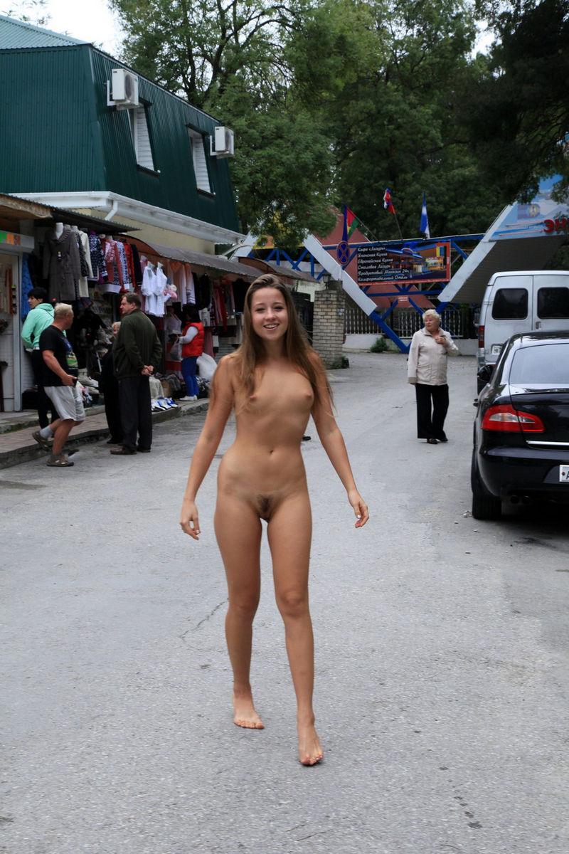 sexy naked city girls