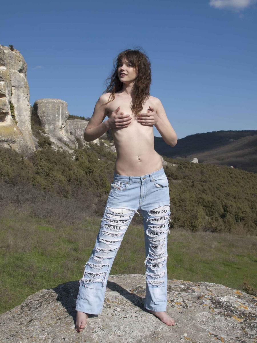 inessa nude russian
