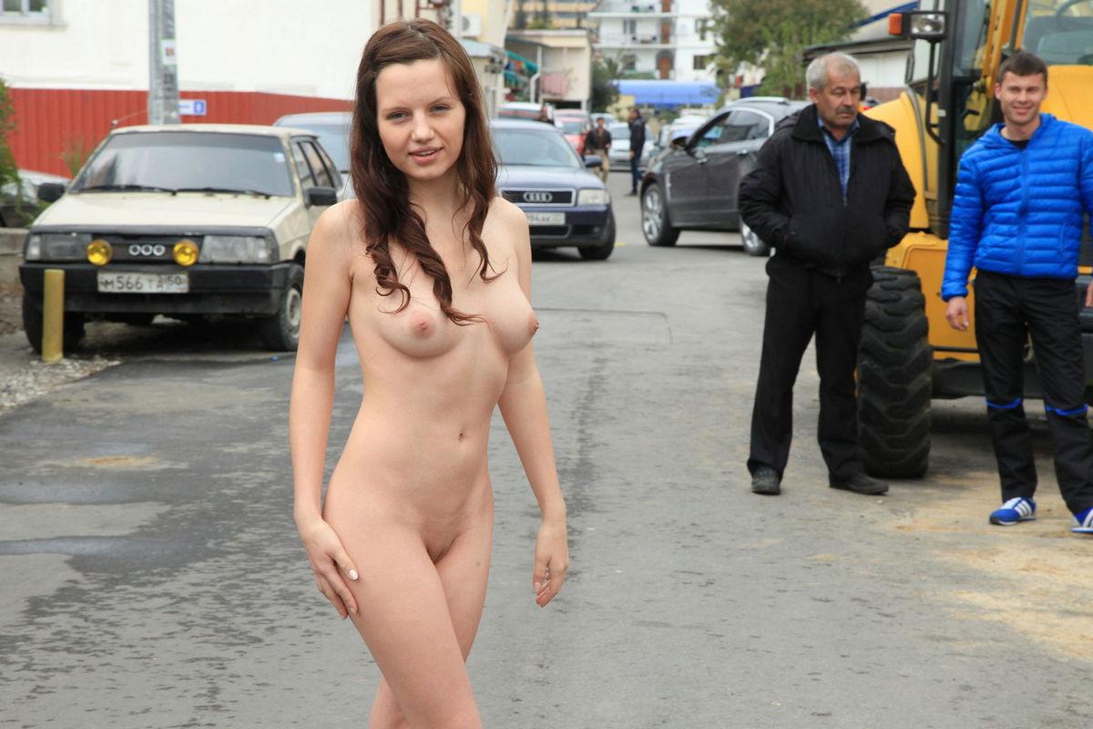 Silent movie stars naked
