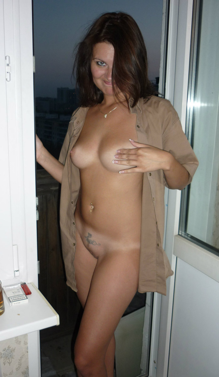 Naked russian amateur girls. Pack #2