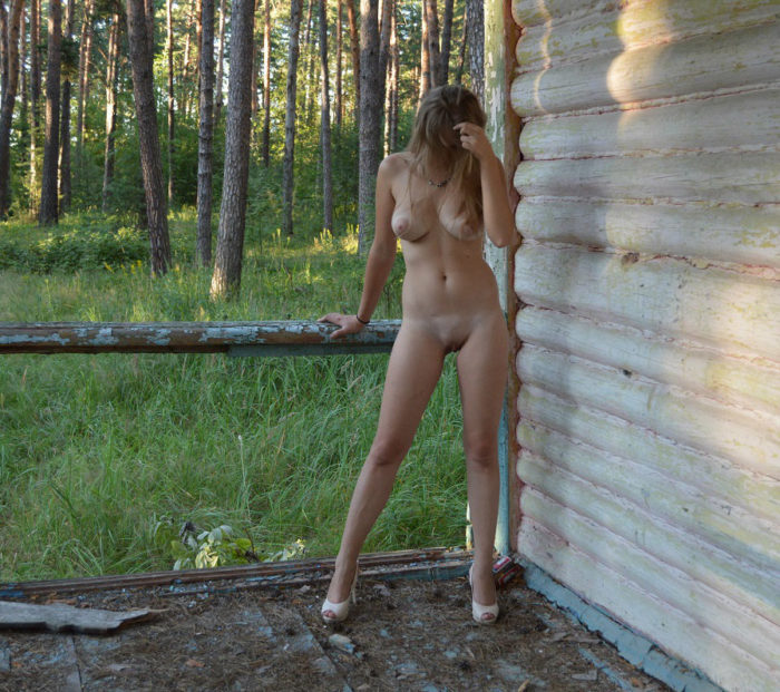 Naked russian amateur girls. Pack #4