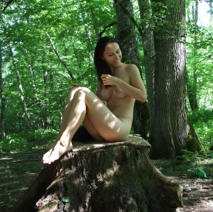 Naked russian amateur girls. Pack #5