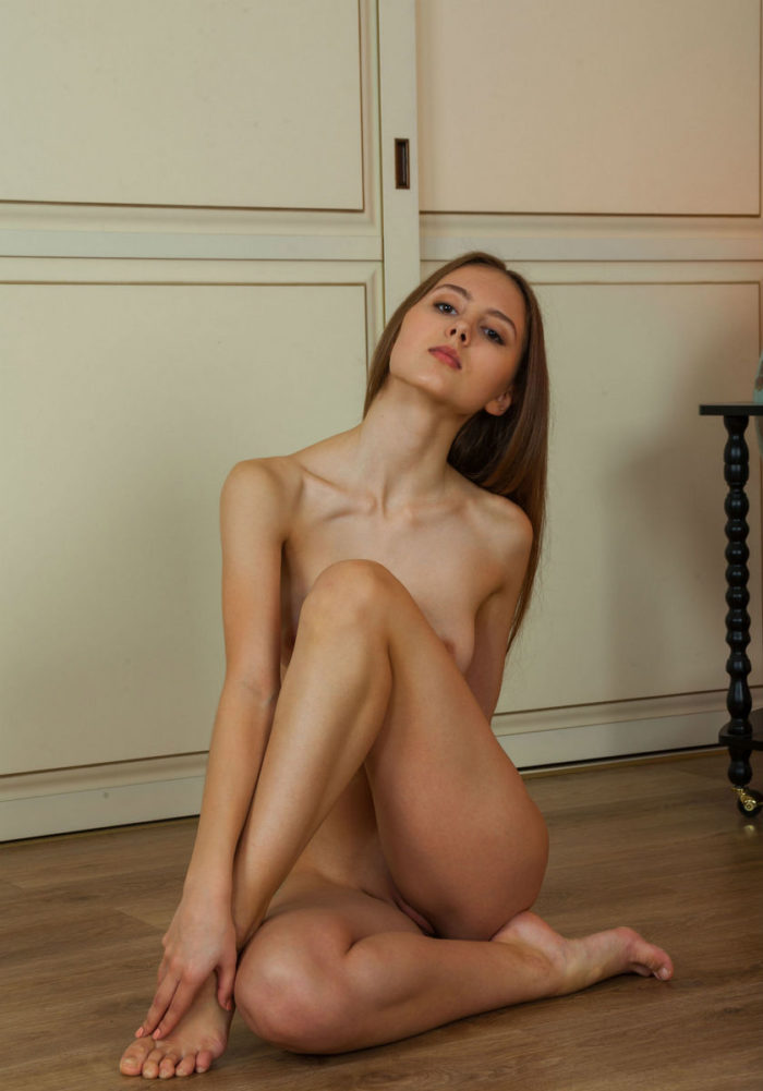 Russian girl Nalina with really good body