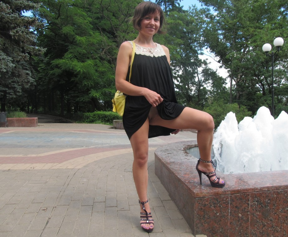 Russian upskirt galleries