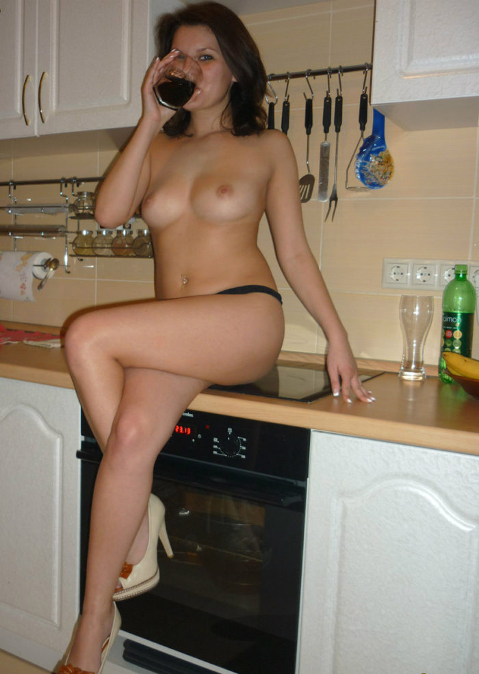 Naked russian amateur girls. Pack #9