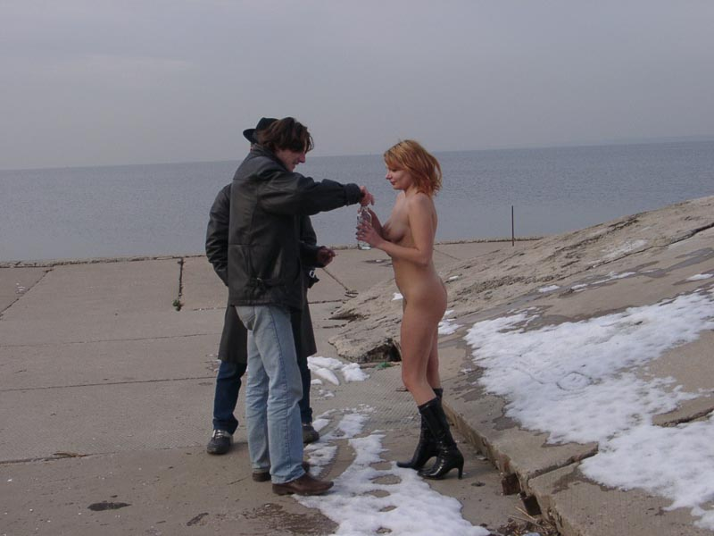 redheads naked plump and bend over
