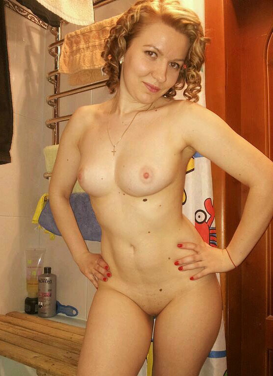 Naked russian amateur girls. Pack #12