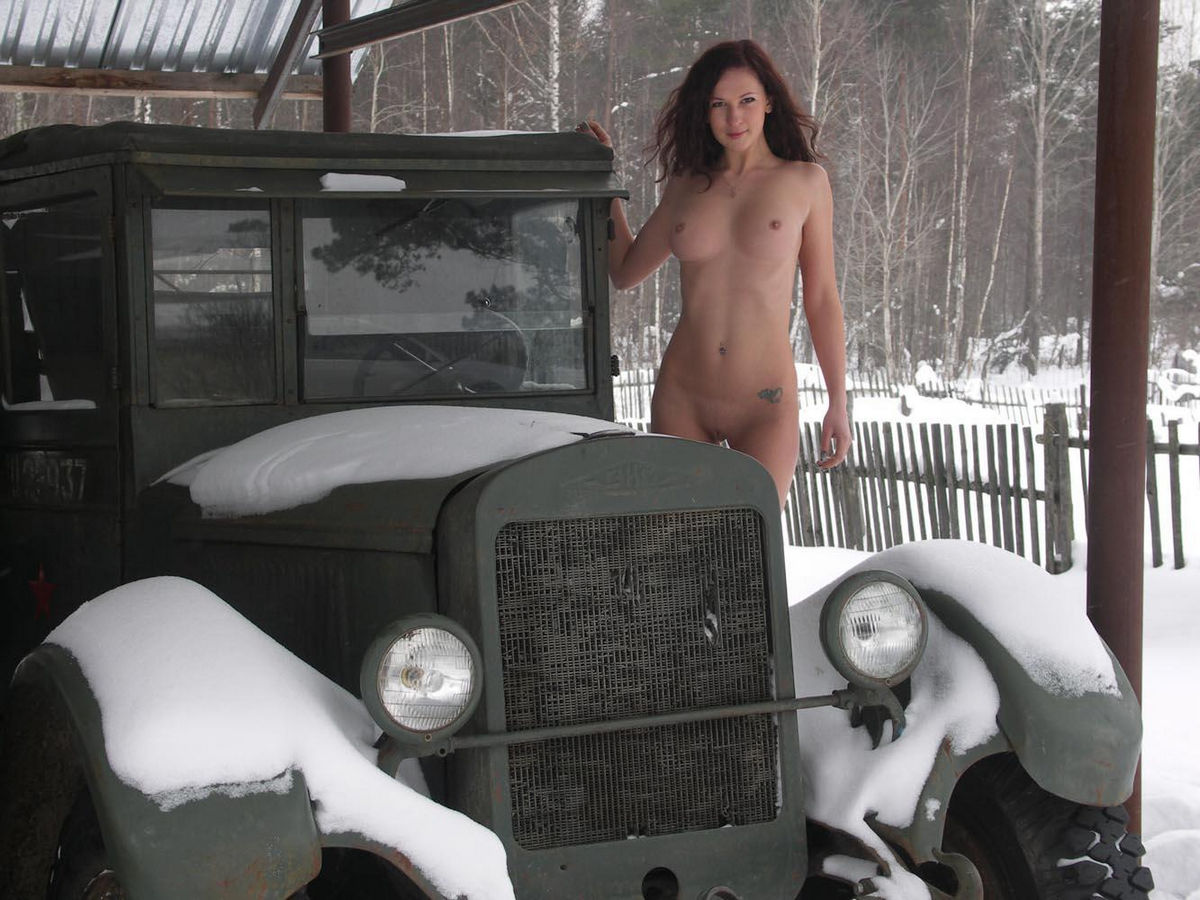 Russian girls naked