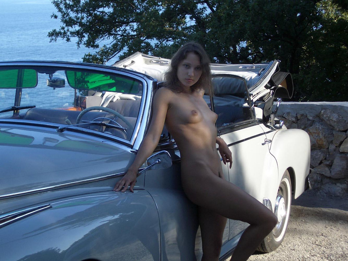 Naked pic of mercedes