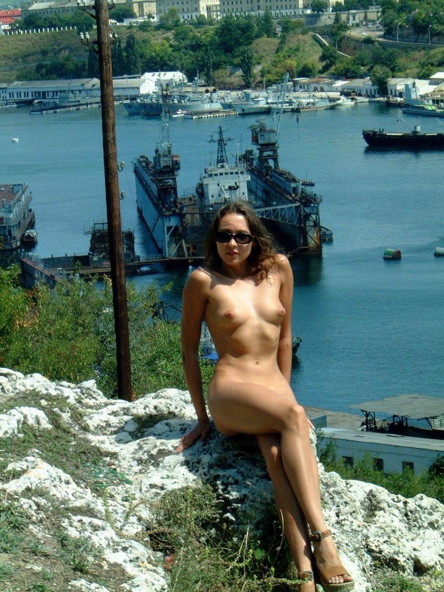 Красивые Голые Девушки Севастополя
