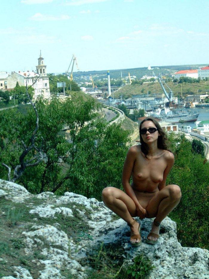 Порно видео севастопольских девушек голых