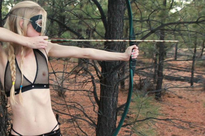 Variuos photos of beautiful skinny russian amateur girl