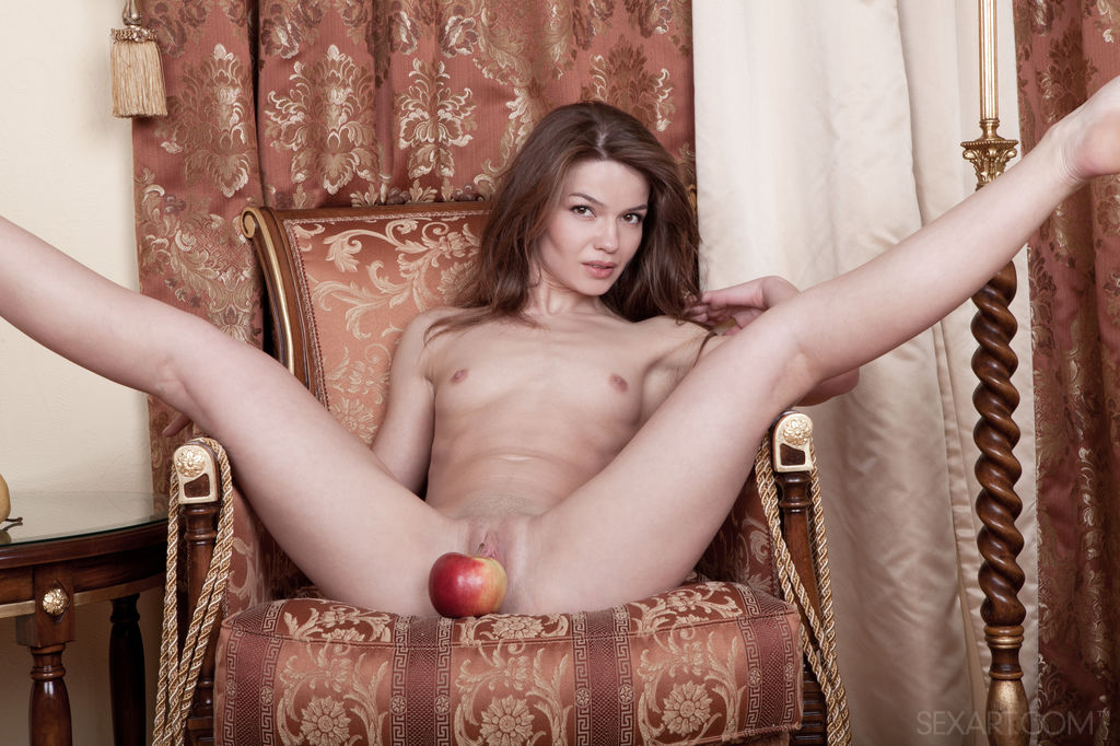 Nedda A is a dangerous temptress who is tempting you with her forbidden fruit.