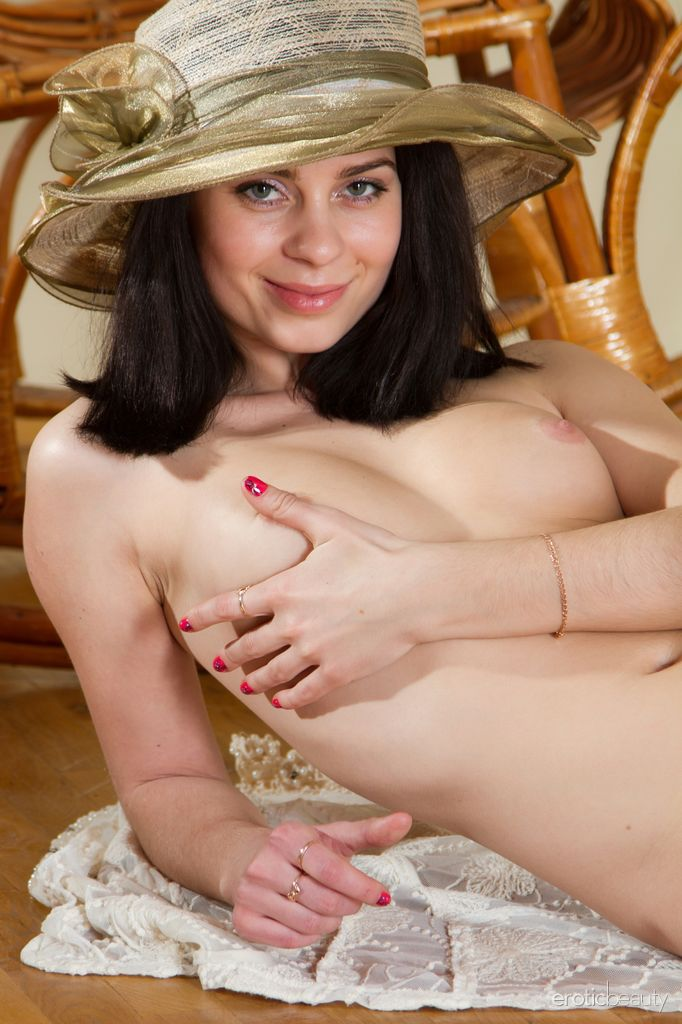 Katya s youthful allure stands out, with her pale smooth skin and untrimmed bush.