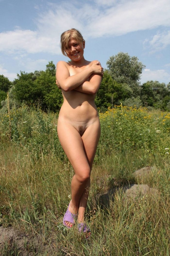 Teen Naked Amateur