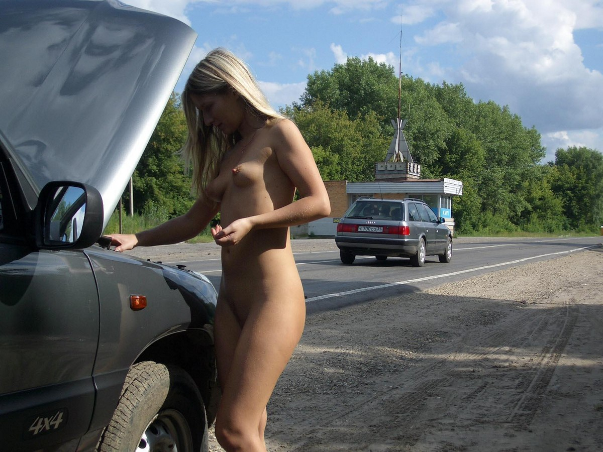 hot cars and naked girls