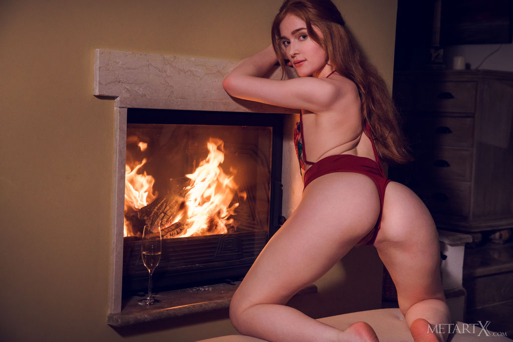 Ray Top Porn Images redhead fireplace masturbating
