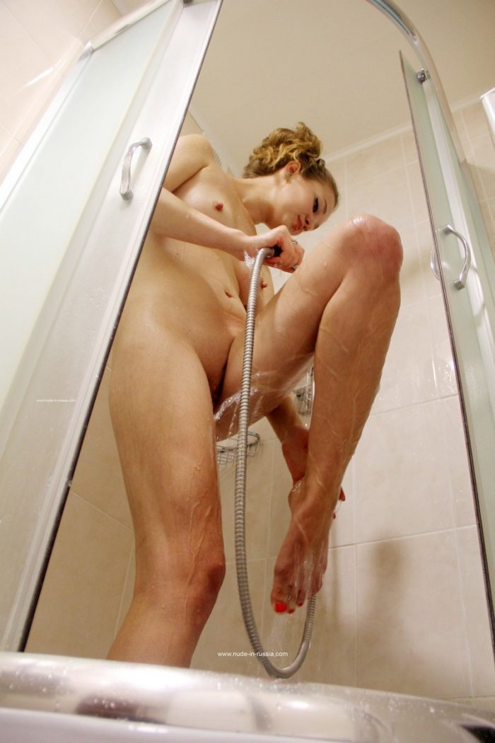 Lovaly Anna B at shower