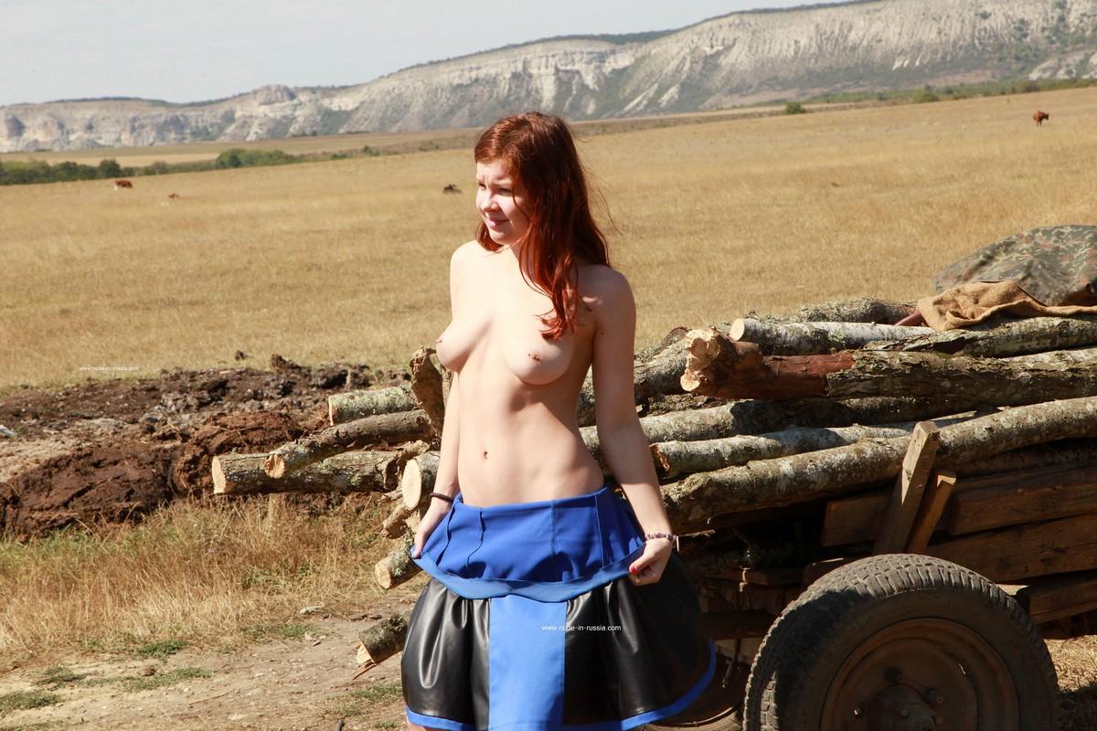 Naked Horse Girls