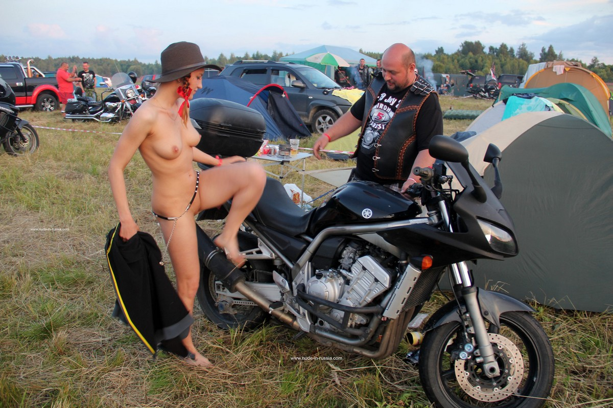 homemade biker girls nude
