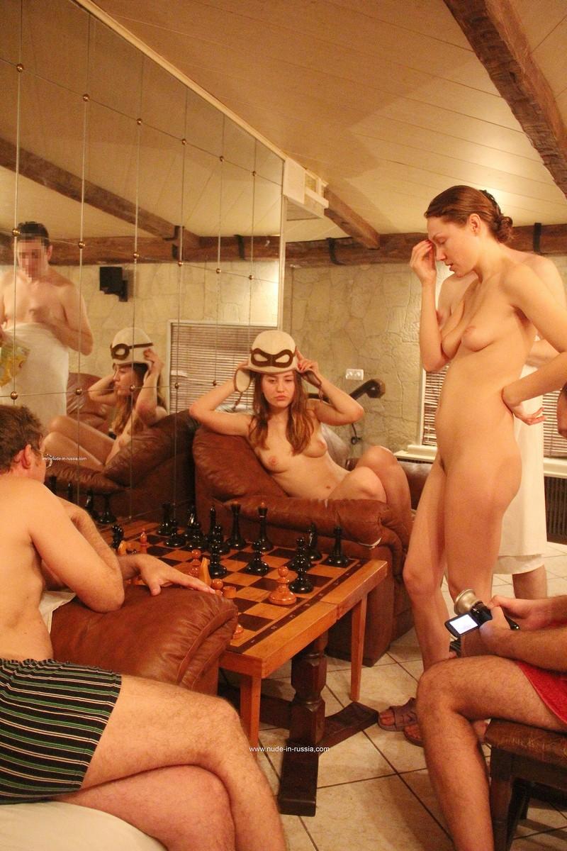 Girl sauna nude Naked Girls